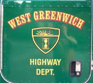 Highway Department Logo